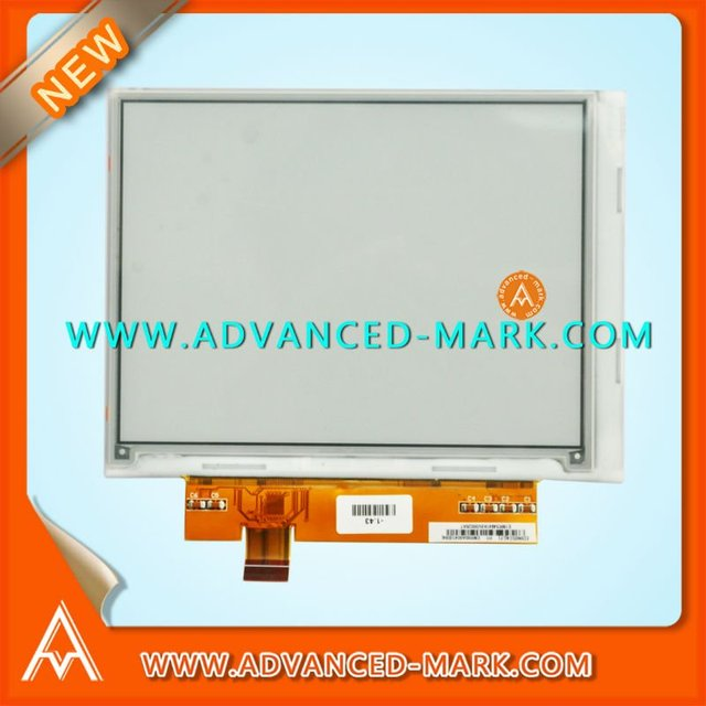"""Replace LCD Screen Display for 6"""" Ebook Reader E-ink  ED060SC4 , 800 X 600 Pixel , All Brand New , Grade A+"""
