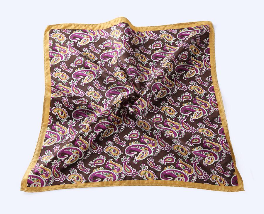 New-N308 HN30Z)  Brown Pink Paisley 41cm (5)