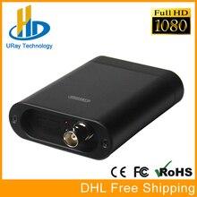 Full HD 1080 p HD SDI Captura 3g Dongle Placa de Captura SDI Para USB3.0 HD-SDI 3G-SDI USB3.0 Streaming Ao Vivo video Grabber