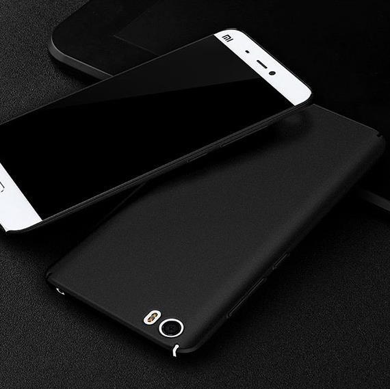 5 S Ditambah anti-keringat Pasir matte Kasus Ultra tipis penuh - Aksesori dan suku cadang ponsel - Foto 4