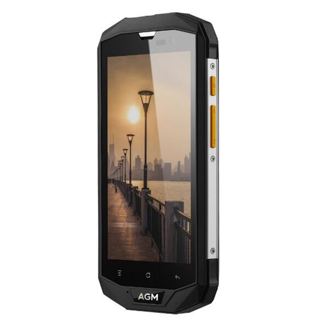"Original AGM A8 SE IP68 Waterproof Mobile Phone 5.0""HD 2GB RAM 16GB ROM Qualcomm MSM8916 Quad Core 8MP 4050mAh Smartphone 3"