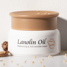 LAIKOU Lanolin Oil Extract Anti-wrinkle Anti-Aging Moisturizing Face Cream Deep Hydrating Whiteing Control 35g