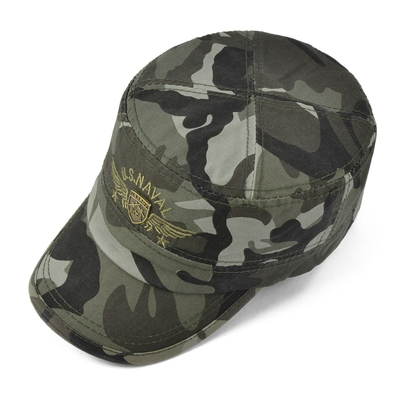 7736b3e1aeb632 MAGCOMSEN Summer Baseball Cap US Army Green Hat Navy Seal Camouflage Caps  Gorras Militares Tacticos Bone Masculino AG CP 03-in Baseball Caps from  Apparel ...