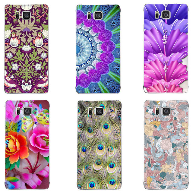 Fashion Printed Case For Samsung Galaxy Note 5 SM-N920F N920 Note5 Cover Original Cute Printing Drawing Hard Plastic Phone Case