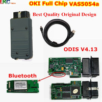 5pcs Lot Best Quality VAS5054A Bluetooth VAS 5054A Newest With Imported Chip ODIS V3 0 3