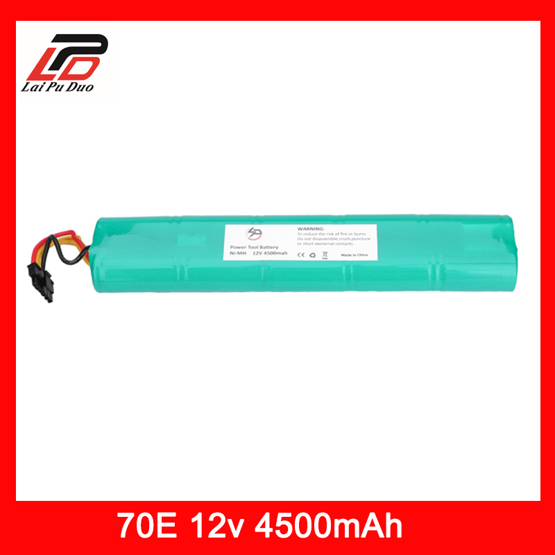 NI-MH 12V 4500mAh Replacement battery for Neato Botvac 70e 75 80 85 D75 D8 D85 Vacuum Cleaner battery
