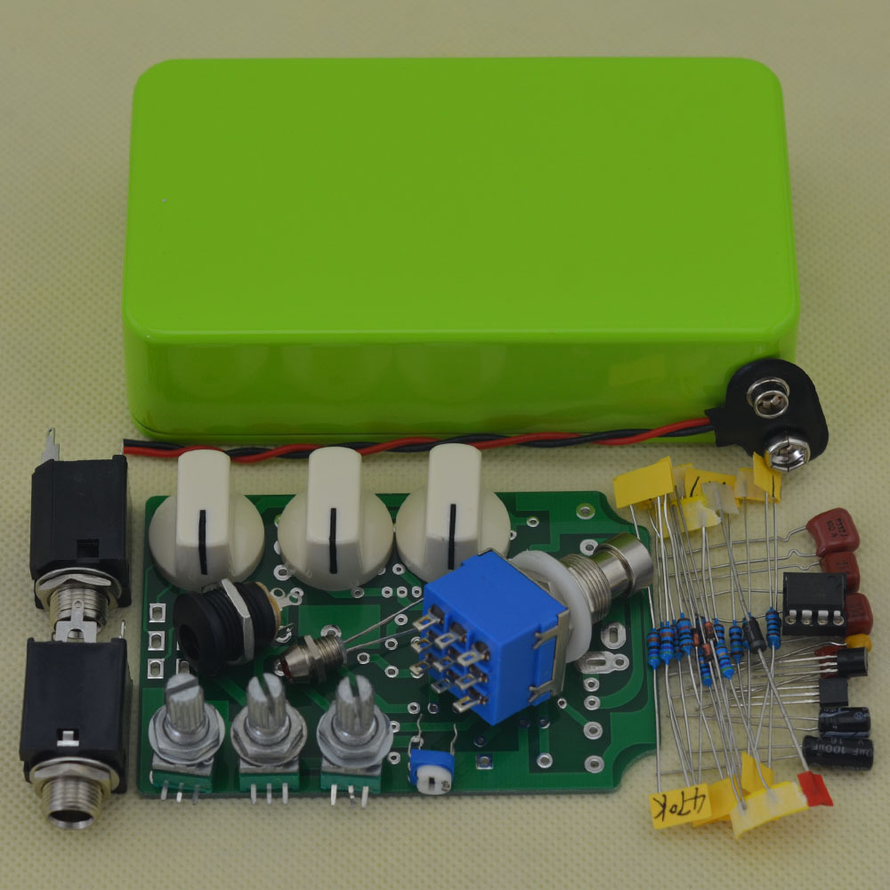 diy overdrive guitar effect pedal all kits od1 kits gr with1590b and 3pdt foot switch free. Black Bedroom Furniture Sets. Home Design Ideas