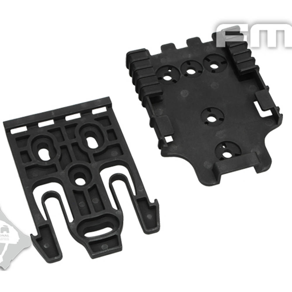 5set/lot Nylon Quick Release Buckle FMA Tactical Safariland Quick Locking System Kit BK TB1042 BK Free Shipping-in Helmets from Sports & Entertainment    1