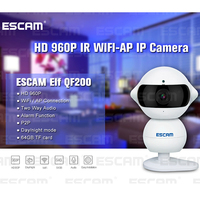 Baby Sleeping Monitor 960P HD Wireless Camera Home P2P Night Vision Mini Robot WiFi Camera Audio Indoor Security Surveillance