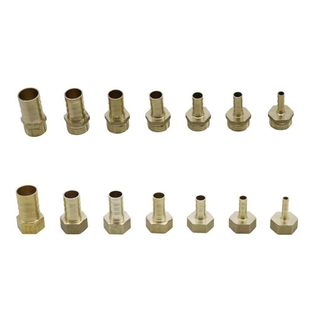 """1//2/"""" Hose Joiner Connector Brass Gardening Tools"""
