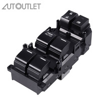 AUTOUTLET Electric Power Window Switch Master Control For Honda Accord 2008 2012 35750 TB0 H01
