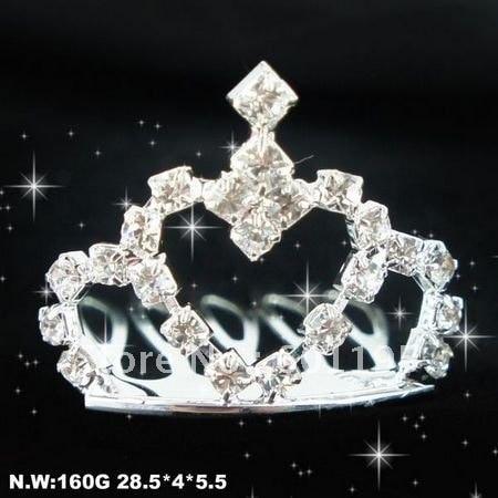 mixed wedding jewelry,graceful wedding tiara,small wedding tiara,hair comb