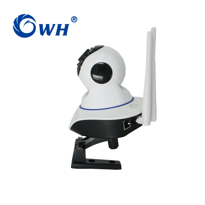 CWH 1080P Wireless IP Camera Wi-Fi two Antenna video and Audio TF Card Record Home Security HD Smart WiFi Camera Baby Monitor