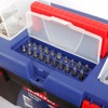 WORKPRO 170PC Household Tool Set Home Tools Plastic Tool Box Set 2