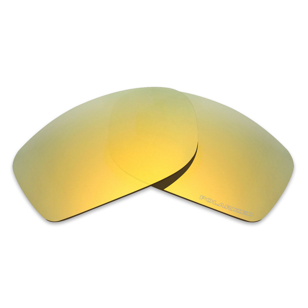 ac1f4f62525 Mryok+ POLARIZED Resist SeaWater Replacement Lenses for Oakley Fives  Squared Sunglasses 24K Gold-in Accessories from Apparel Accessories on  Aliexpress.com ...