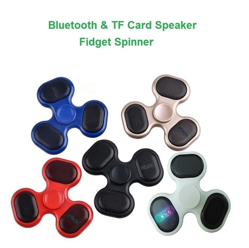 JOYTOP LED Bluetooth Speaker Fidget Gyro