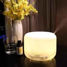цены на Aromatherapy Machine Without Printing 500ml Aroma Humidifier Ultrasonic Essential Oil Diffuser Air Purifier Incense Machine  в интернет-магазинах