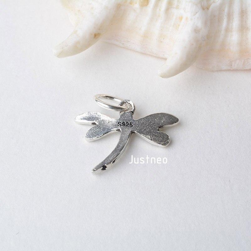 泰银吊坠蜻蜓 (4)