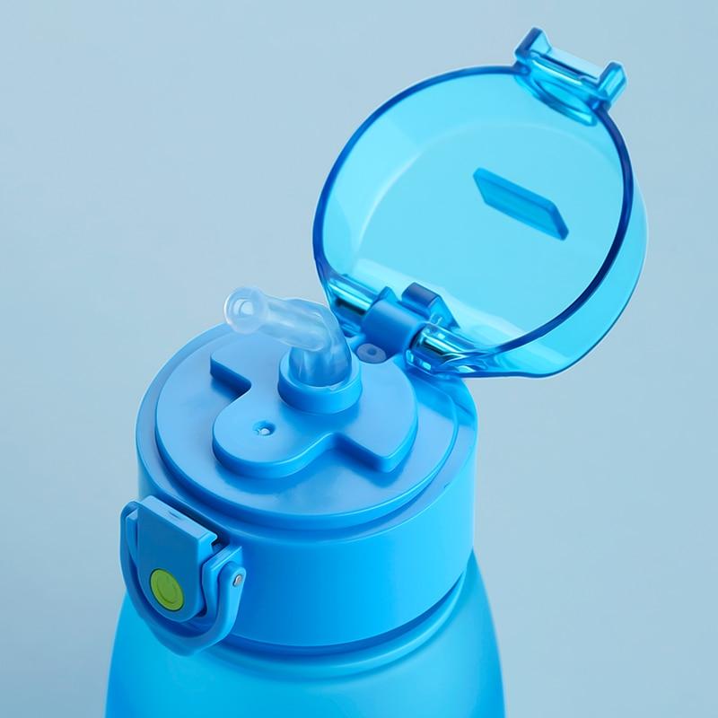 308ML En Plastique Tasse D'alimentation Pour Bébé Avec De La Paille - Nourrir - Photo 4