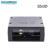 2D USB TTL Mini Raspberry PI Barcode Scanner โมดูล 1D 2D QR รหัสเครื่องยนต์ SM MN502