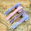 1cm Denim stripe shoulder strap summer bra slip-resistant underwear belt double-shoulder multicolour elastic tape female