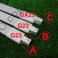 G23 светодиодный светильник 4 Вт, 6 Вт, 8 Вт, 10 Вт, теплый белый, 85-265 в, ультратонкий, 2-контактный, энергосберегающий, светодиодный светильник для...