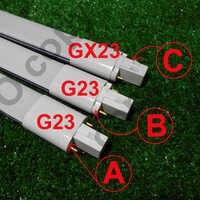 G23 LED ampoule 4W 6w 8W 10W WarmWhite 85-265V ultra-mince 2Pin Base économie d'énergie LED LightLamp maison déco blanc naturel blanc froid