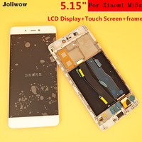 Tested For Xiaomi Mi5s MI 5S LCD Display Touch Screen Frame Digitizer Glass Lens Assembly Replacement