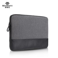 Gearmax Leather Laptop Bag For Macbook Pro 13 Cover Case For 14 Inch Laptop Sleeve 11