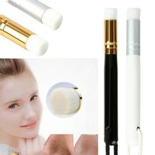 Peel Off Blackhead Nose Cleaning Skin Care Remover Tool Washing Makeup Brush Levert Dropship Y621(China)