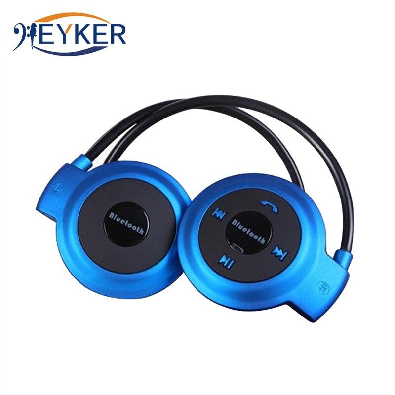 Som Estéreo de Fone De Ouvido Do Bluetooth Neckband 3D Suficiente Mini Fones de Ouvido Esporte de Corrida Para O Telefone Móvel Fones de Ouvido Blutooth TF fone de