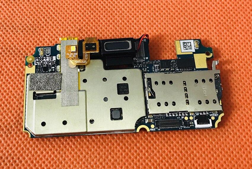 Cep telefonları ve Telekomünikasyon Ürünleri'ten Cep Telefonu Devreleri'de Kullanılan Orijinal anakart 4G RAM + 64G ROM Anakart için Oukitel K3 MTK6750T Octa Çekirdek 5.5 Inç FHD ücretsiz Kargo title=