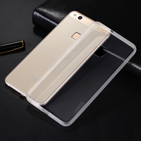 2017 New X Level Antislip Clear TPU Soft Case For Huawei P10 Lite Luxury Back Case
