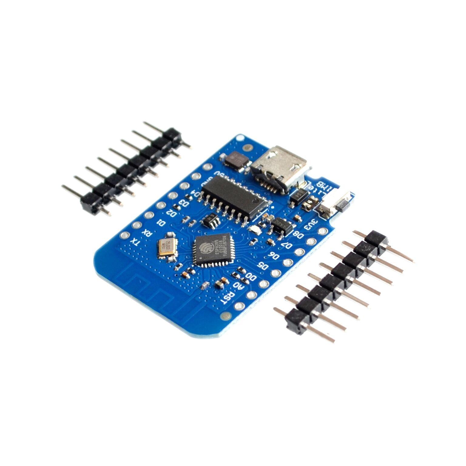 D1 mini V3.0.0-WIFI Internet de Choses développement conseil basé ESP8266 4 mb MicroPython Nodemcu Arduino Compatible