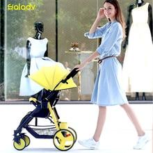 Sld baby stroller portable car umbrella hadnd baby summer folding stroller 5.9kg weight baby stroller