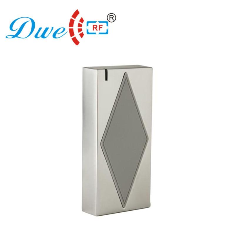 DWE CC RF access control card reader anti vandal metal housing reader RFID bluetooth reader with