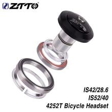 ZTTO – casque de vélo de route, 42mm 52mm, 1 1/8