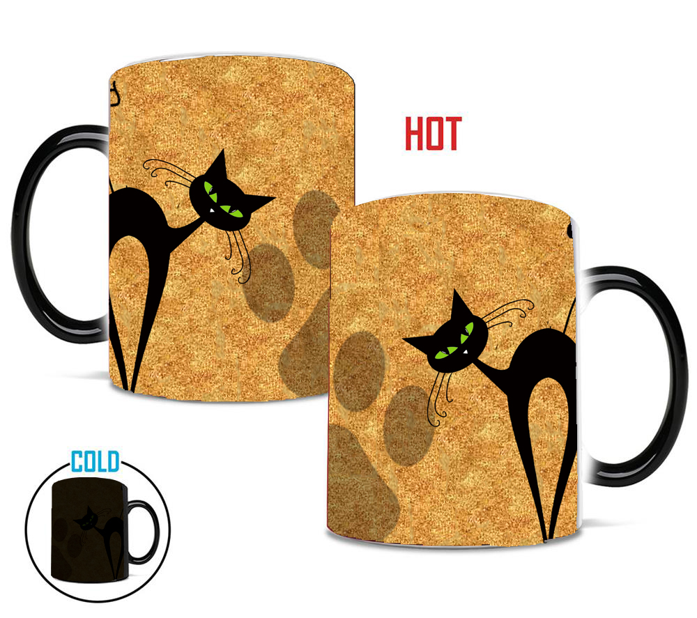 Crazy Cat Mom Magic Mug