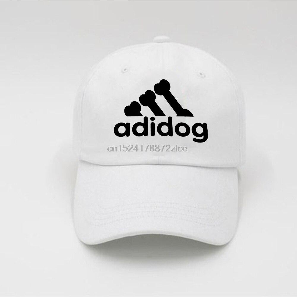 Diplomatisch Adidog Parody Logo Unisex Nizza Baseball Kappe Hohe Qualität Sport Hut äRger LöSchen Und Durst LöSchen