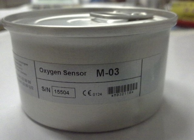 Sensor de oxígeno médico encendido. Oxígeno O2 Sensor Compatible con MAX13/es M 03