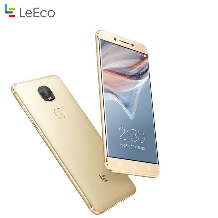 "Original Letv LeEco Le Pro 3 X650 Dual AI Le 3 Pro MTK X23 4G RAM 64G ROM AI Dual Back Cameras Phone 5.5"" Screen 4000mAh Phone"