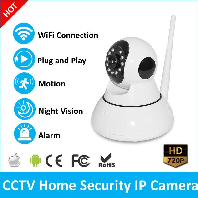 все цены на Wireless Security IP Camera WifiI Wi-fi IR-Cut Night Vision Audio Recording Surveillance Network Indoor Baby Monitor онлайн