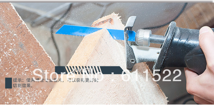 dugattyús fűrész saber fűrész kézi fűrész fa acél és fém - Elektromos kéziszerszámok - Fénykép 6