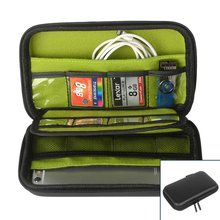 New 2016 Mini Digital Products Pouch Travel Storage Bag for Earphone, USB Flash Drive ,SD Card, Data Cable, Phone