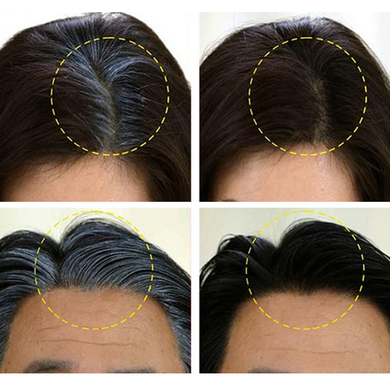 1 Pc Hair Color Style Temporary Black Blue Purple Brown Hair Dye