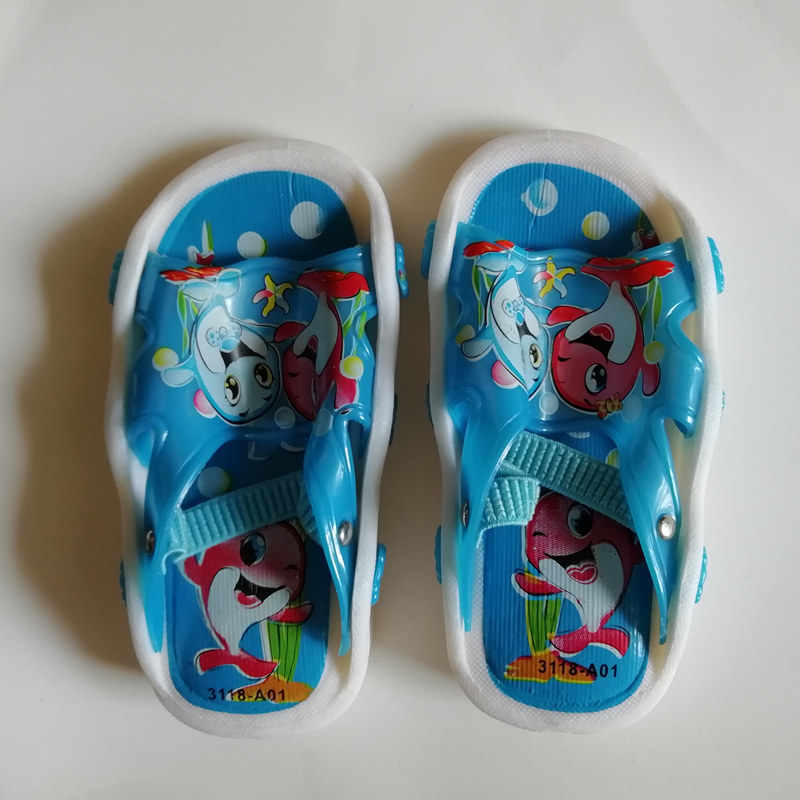 Retail Baby Boy Shoes Baby Girl's Sandals Animal Pattern Summer Foot Wear