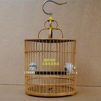 Bird cage, bamboo bird cage thruputs round bird cage thruputs cage !