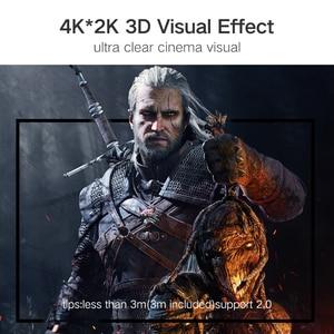 Image 4 - Ugreen Cable HDMI a HDMI 2,0 HDR 4K para Xiaomi Splitter Extender adaptador Nintendo Switch PS4 TV Box 5m 10m Cable HDMI