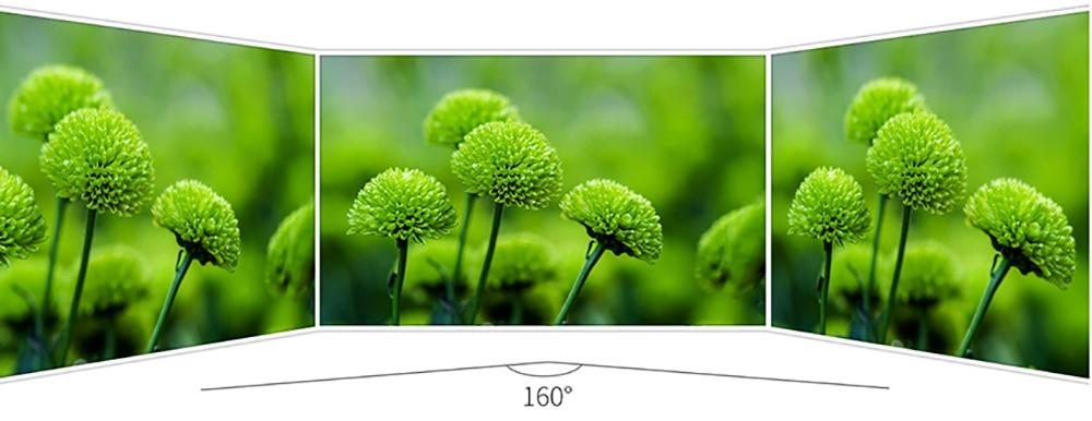 FEELWORLD S55 5.5 cal DSLR ekran aparatu 4K HDMI LCD IPS HD 1280x720 wyświetlacz monitor zewnętrzny 8.4V DC wyjście dla Canon Sony Nikon 3