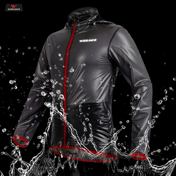 WOSAWE, capa de lluvia de carreras para motociclista, impermeable para Motocross, ropa para motocicleta, chaqueta de montar para la lluvia, impermeable para hombres